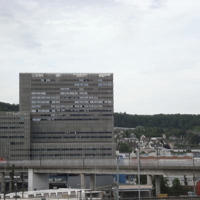 Blick von der Duttweilerbrücke