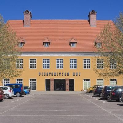 Der Piestritzer Hof im Mittelpunkt