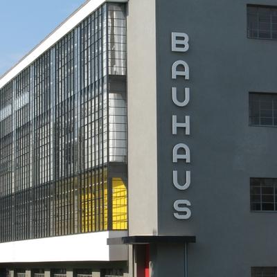 Der Manufakturflügel des Bauhaus