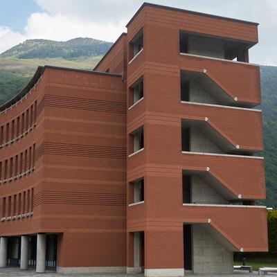 Ansicht des Treppenhauses