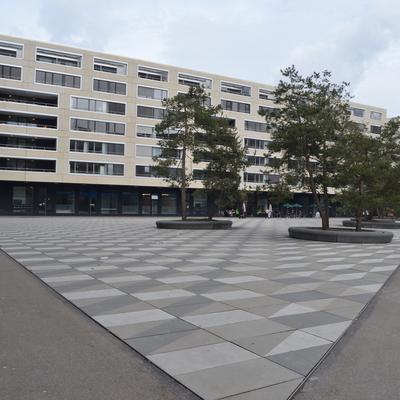 Der Max-Bill-Platz