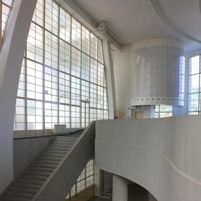 Im Stadtteil Pisárky: Messehalle A (Industriepalast)